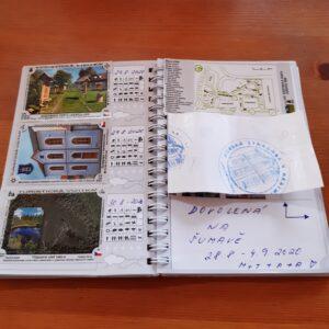 Vytvoř si deník výletů